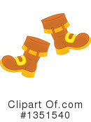 Boots Clipart #1351540