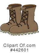 Boots Clipart #442601