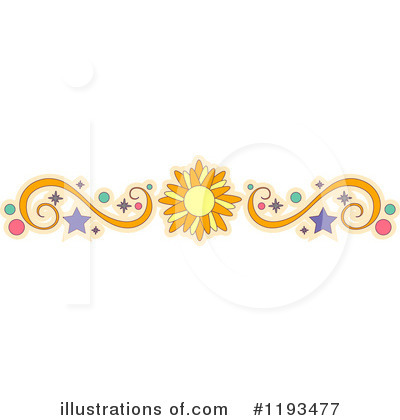 Header Clipart #1193477 by BNP Design Studio