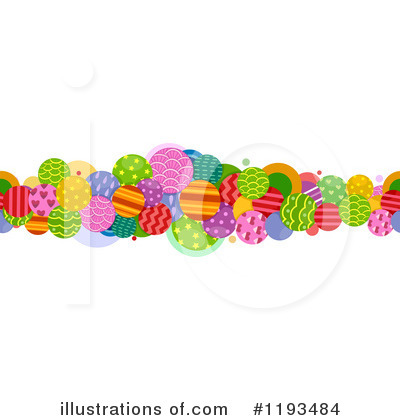 Royalty-Free (RF) Border Clipart Illustration by BNP Design Studio - Stock Sample #1193484