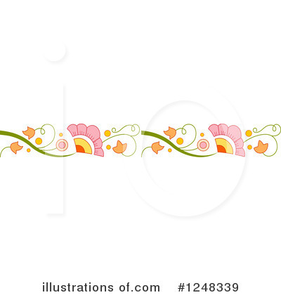 Royalty-Free (RF) Border Clipart Illustration by BNP Design Studio - Stock Sample #1248339