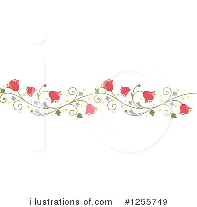 Royalty-Free (RF) Border Clipart Illustration by BNP Design Studio - Stock Sample #1255749
