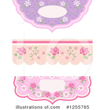 Shabby Chic Clipart #1255765 by BNP Design Studio