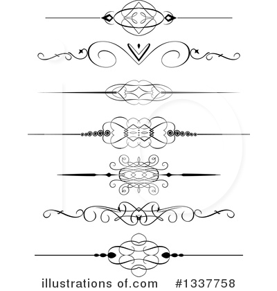 Dividers Clipart #1337758 by KJ Pargeter