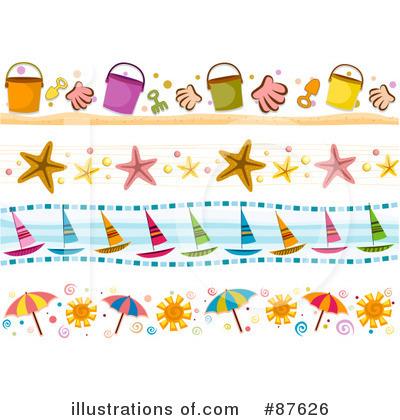Royalty-Free (RF) Border Clipart Illustration by BNP Design Studio ...