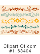 Borders Clipart #1163404 by BNP Design Studio