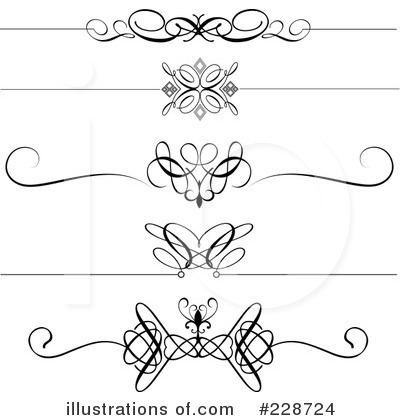 Dividers Clipart #228724 by KJ Pargeter