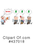 Boss Clipart #437018 by Hit Toon