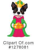 Boston Terrier Clipart #1278081
