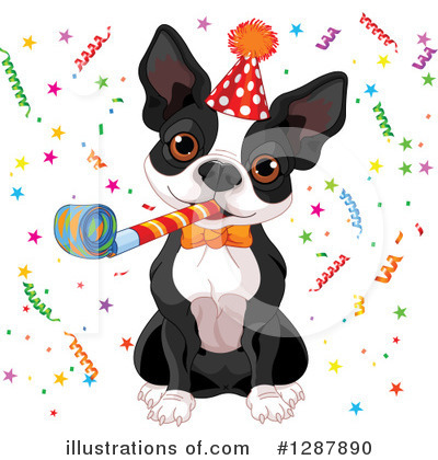 New Year Clipart #1287890 by Pushkin