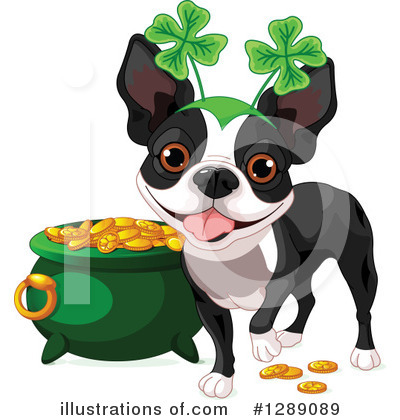 St Patricks Day Clipart #1289089 by Pushkin
