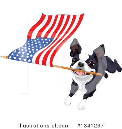 Fourth Of July Clipart #1341237 by Pushkin
