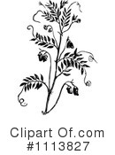 Royalty-Free (RF) Botanical Clipart Illustration #1113827