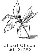 Royalty-Free (RF) Botany Clipart Illustration #1121382