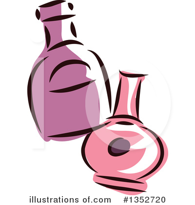 Perfume Clipart #1352720 by BNP Design Studio