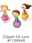 Bounce Clipart #1136848 by Graphics RF