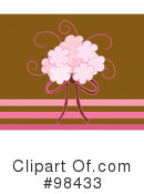 Bouquet Clipart #98433 by Pams Clipart