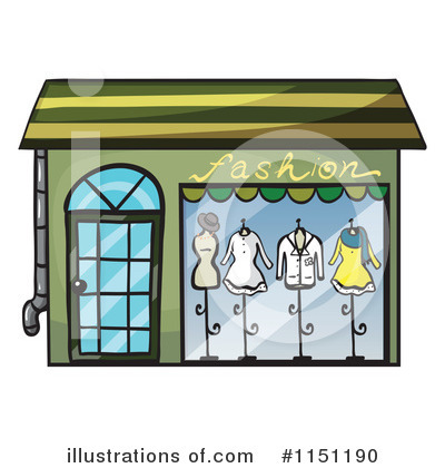 Buildings Clipart #1151190 by Graphics RF