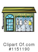 Royalty-Free (RF) Boutique Clipart Illustration #1151190