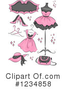 Boutique Clipart #1234858 by BNP Design Studio