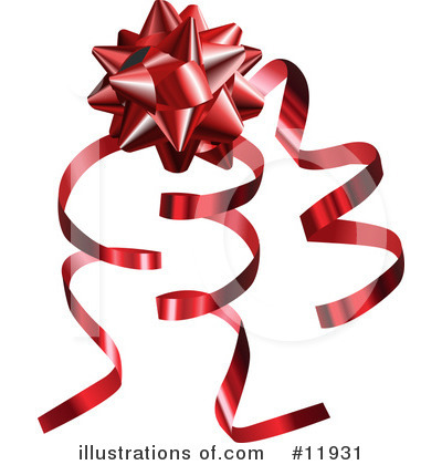 Gift Clipart #11931 by AtStockIllustration