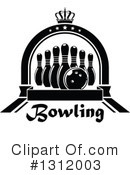 Bowling Clipart #1312003