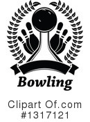 Bowling Clipart #1317121