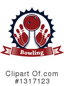 Bowling Clipart #1317123