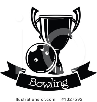 Royalty-Free (RF) Bowling Clipart Illustration by Vector Tradition SM - Stock Sample #1327592