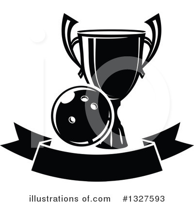 Royalty-Free (RF) Bowling Clipart Illustration by Vector Tradition SM - Stock Sample #1327593