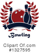 Bowling Clipart #1327595