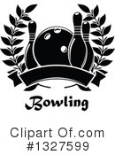Bowling Clipart #1327599