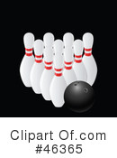 Bowling Clipart #46365