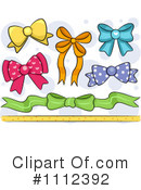 Bows Clipart #1112392 by BNP Design Studio