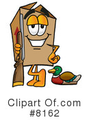Box Clipart #8162 by Toons4Biz
