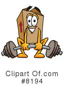 Box Clipart #8194 by Toons4Biz