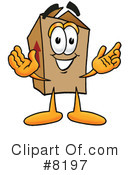 Box Clipart #8197 by Toons4Biz