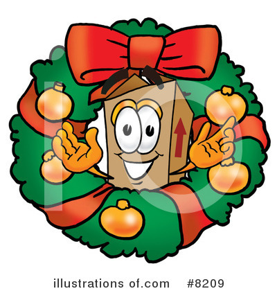 Box Clipart #8209 by Toons4Biz
