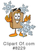 Box Clipart #8229 by Toons4Biz
