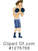 Boxer Clipart #1276768 by BNP Design Studio