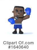 Boxer Clipart #1640640 by Steve Young