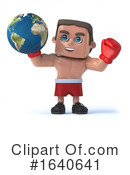 Boxer Clipart #1640641 by Steve Young
