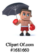 Boxer Clipart #1681660 by Steve Young
