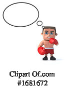 Boxer Clipart #1681672 by Steve Young
