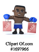 Boxer Clipart #1697966 by Steve Young