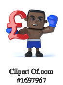 Boxer Clipart #1697967 by Steve Young