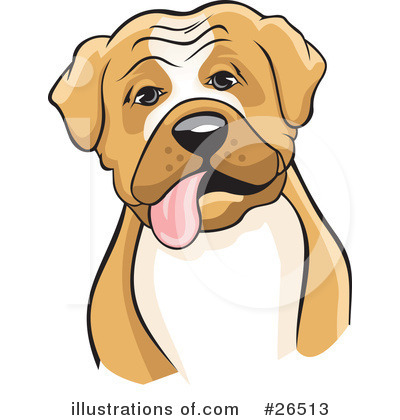 Dogs Clipart #26513 by David Rey