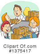 Boxes Clipart #1375417 by BNP Design Studio