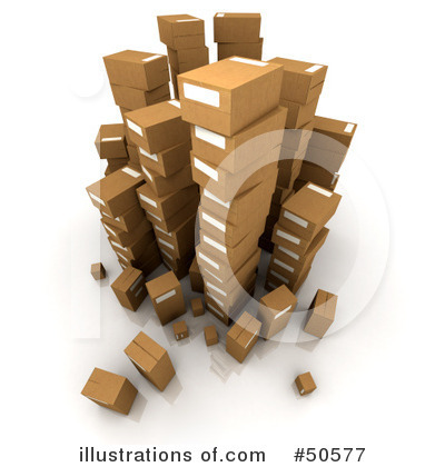 Shipping Clipart #50577 by Frank Boston