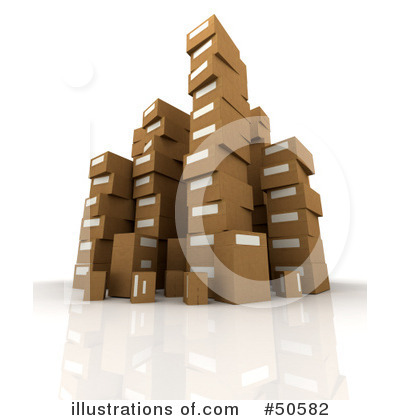 Shipping Clipart #50582 by Frank Boston